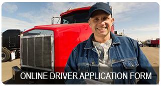 Online Driver Application Form