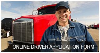 Online Driver Application Form